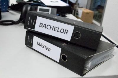 Bachelor Ordner AKL-tec