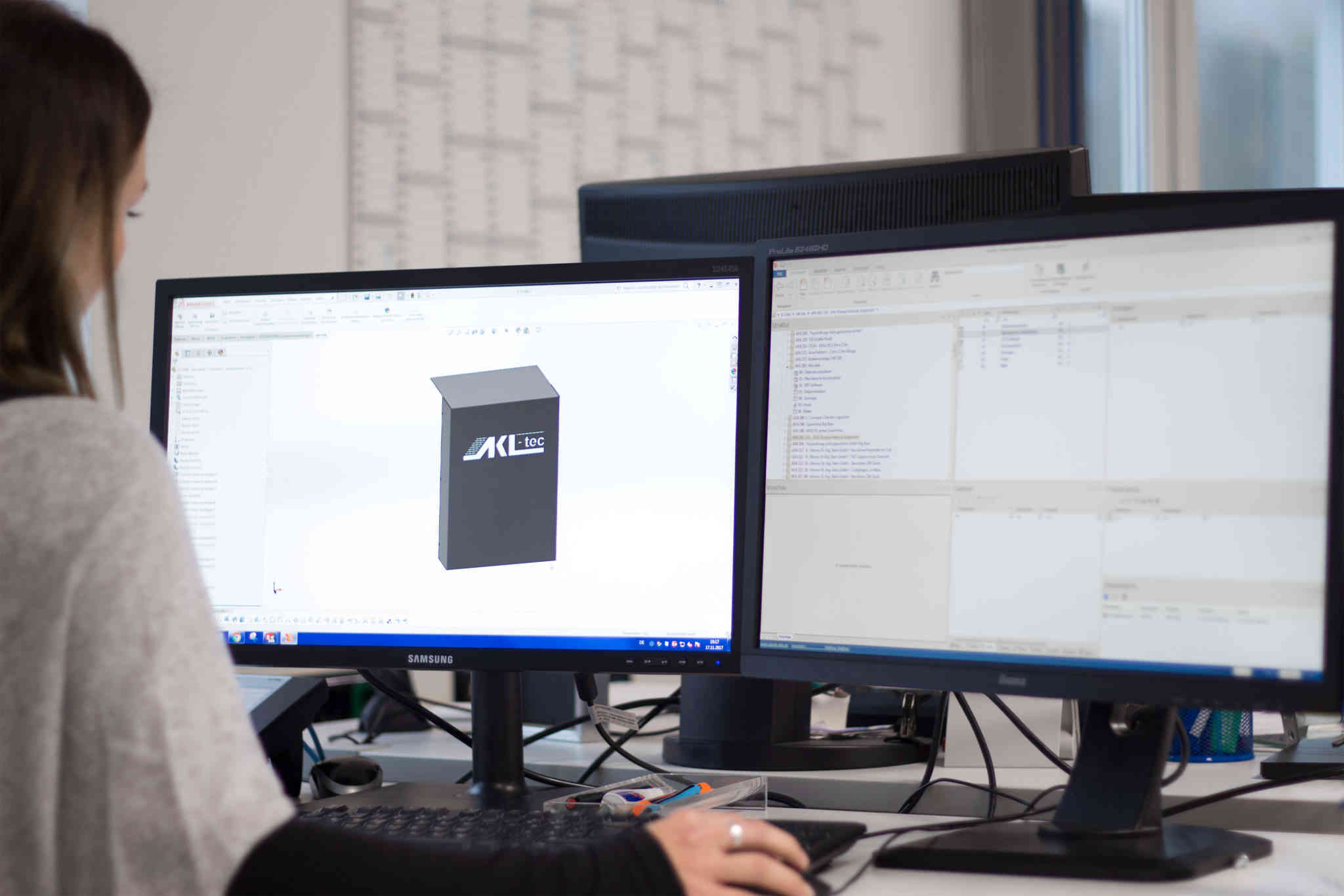 Technischer Produktdesigner m/w