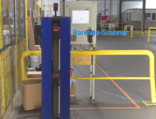 Video: Barcode Reader for automatic detection at Ziegler